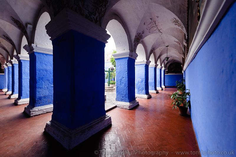 Monasterio de Santa Catalina de Siena (The Monastery of Saint Catherine), Arequipa.
